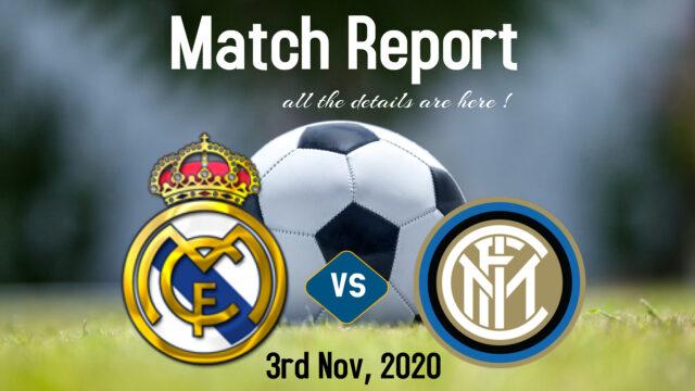 Football Match Riview RM-Vs-Int