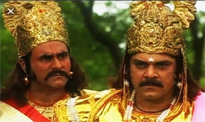 duryodhan and karn