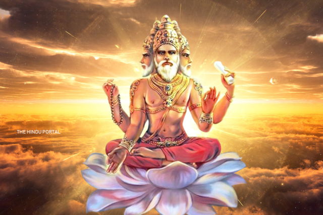 Why no temple of Lord Brahma