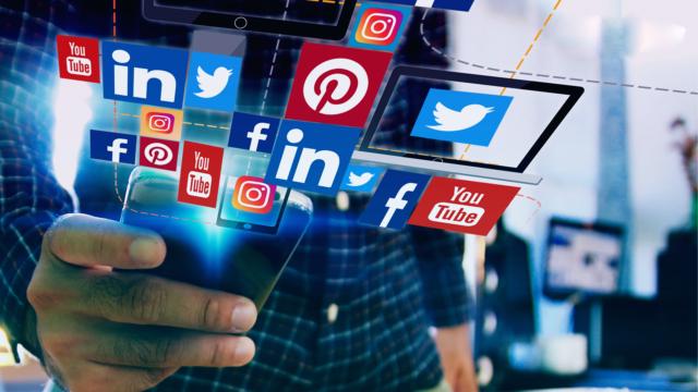social media in pandemic